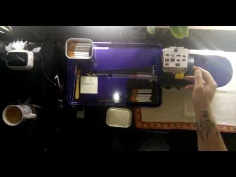 Fully Automatic Cigarette Machine [Automatyczna maszynka do nabijania gilz]