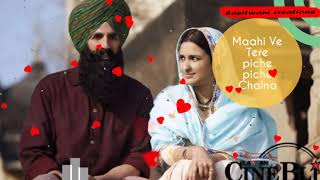 💗Kesari movie status | Ve mahi new💔 whatsapp status video song... 💗