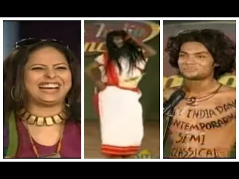 Lux Dance India Dance Season 2 Dec. 19 '09 - Vadodara Audition Part 4 video