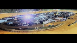 Dave Blaney - World of Outlaws 140 MPH!