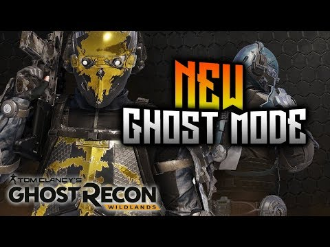Ghost Recon Wildlands - NEW Ghost Mode Special Operations 2! Gold Exo Suit, and Prestige Credits!