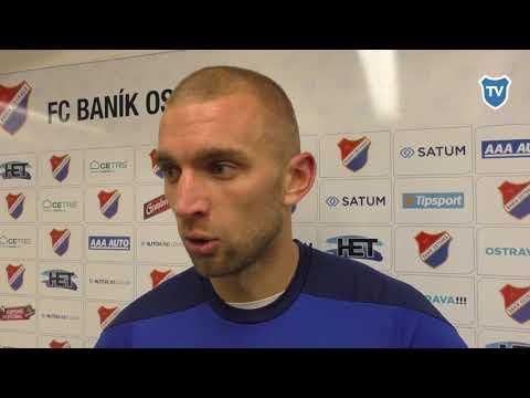 HET liga: Marek Hlinka hodnotí utkání s Duklou Praha (1:2).