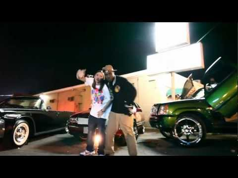 Jackie Chain ft. Bun B &amp; Big K.R.I.T. - Parked Outside [Music Video]