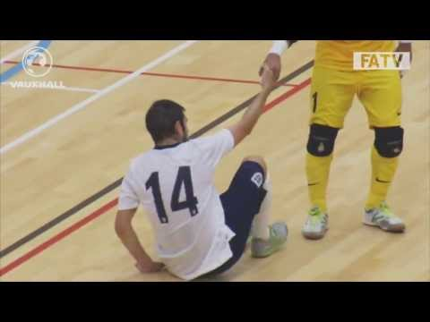 HIGHLIGHTS: FA Four Nations Futsal Tournament ft. England, Malaysia, Poland & USA