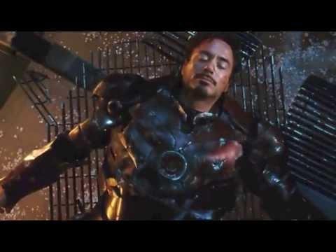 Iron man vs. Iron Monger - Iron Man