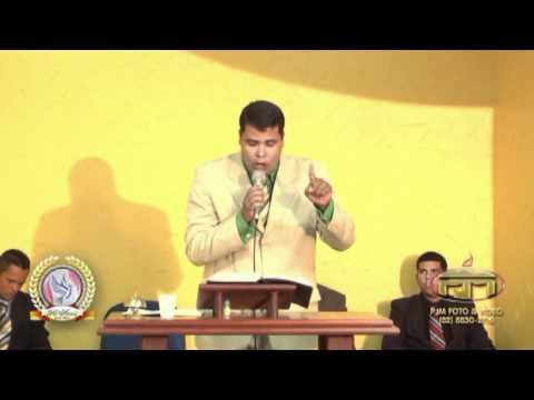 Pregador Pb Augusto Nascimento - Deus a procura do Menor