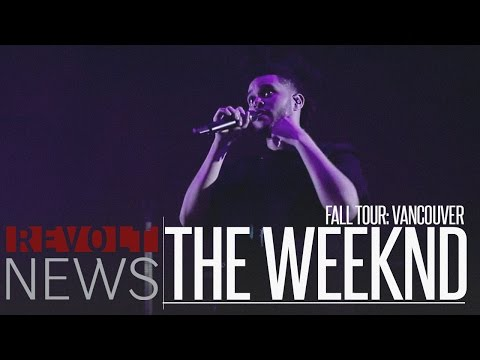 The Weeknd Fall Tour: Vancouver