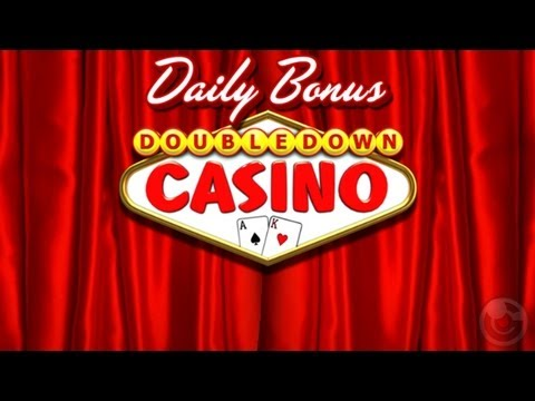 DoubleDown Casino - Slots - iPhone & iPad Gameplay Video