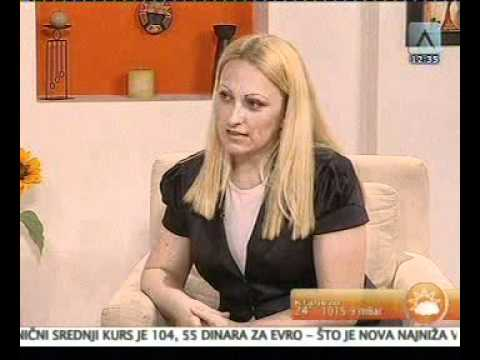 Sanja Milakovic, appearance at TV Avala
