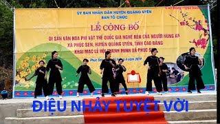 Điệu Nhảy Cực Kỳ Sôi Động và Hấp Dẫn Không Thua Kém Gì Điệu Nhảy Thung Lũng Hoa Bắc Hà