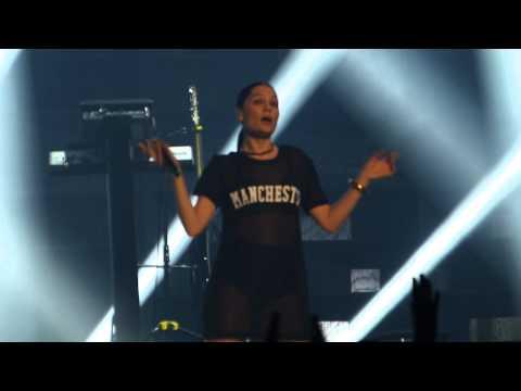 Jessie J - Sexy Lady / Domino live O2 Apollo, Manchester 24-01-15