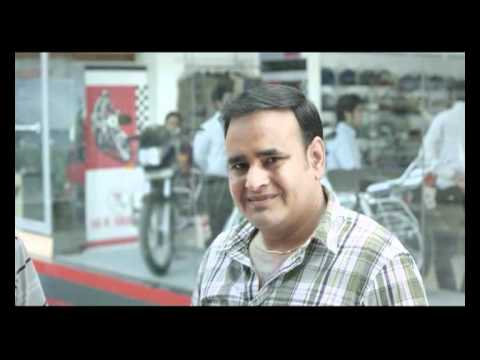 New Bajaj Discover Add video