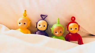 BEDTIME Family HOLIDAY Recap with TELETUBBIES TOYS!