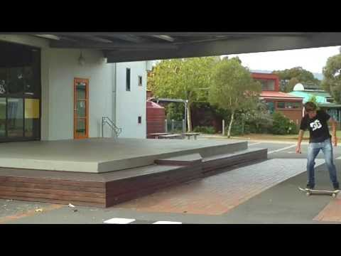 Cameron Harvey - The Tripod Skate Video