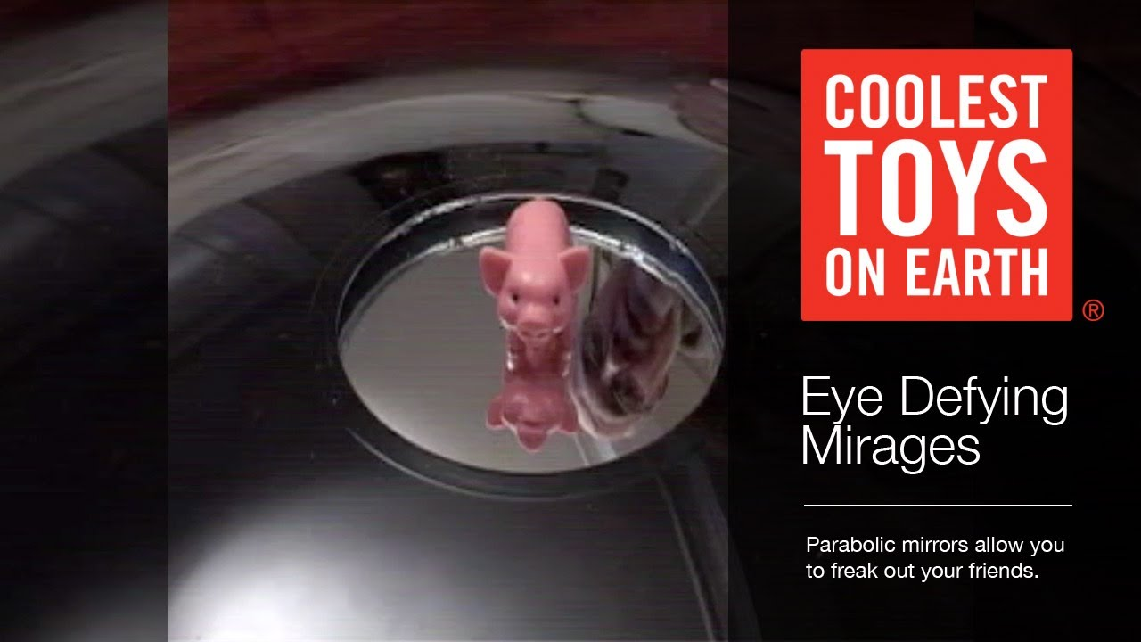 Coolest Toys On Earth : Mirascope mirage maker coolest toys on earth cincinnati