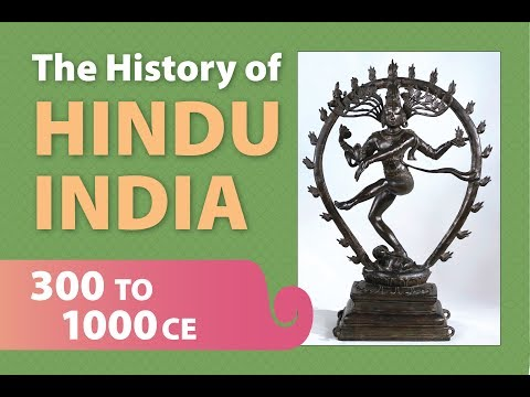 The History of Hindu India, Part Two: 300-1000 ce thumbnail