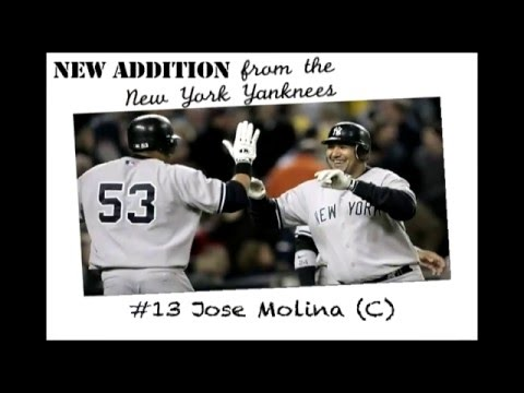 2010 Toronto Blue Jays Projected Opening Day Roster/Line-up Video