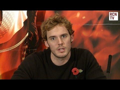 Sam Claflin Interview ...