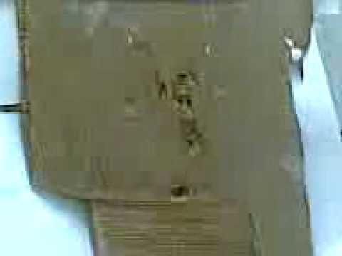 marble machinegun vs plywood sheet