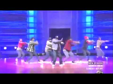 Americas Best Dance Crew performing...