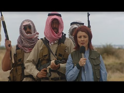 Iraq Insurgent Subtitles | Sketch Comedy | SkitHOUSE