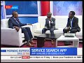 Patika app that helps to search perfect services- Morning express.mp3