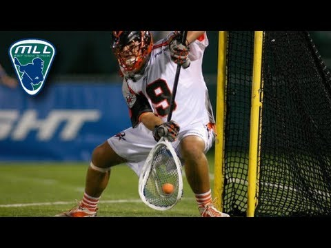 Inside the MLL: Between The Pipes with Schwartzman and Burke