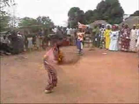 Wacky Tribal Dance
