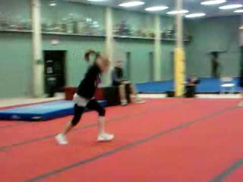 Front Back Walkover Front Walkover Roundoff