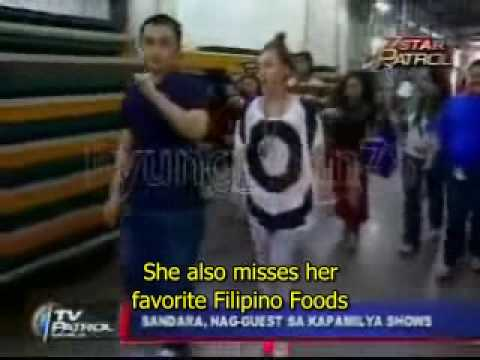 2NE1 DARA - 081309 ARRIVAL IN MANILA ENG SUB Music Videos