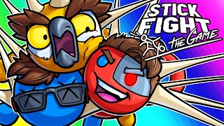 Stick Fight Funny Moments - Time to Get Sticky, Boys!