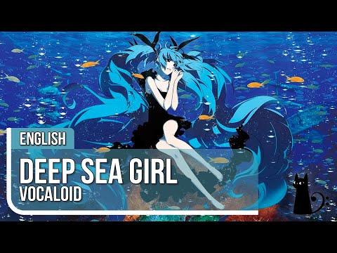 """Deep Sea Girl/Shinkai Shoujo"" (Piano Ver.) English Cover by Lizz Robinett"