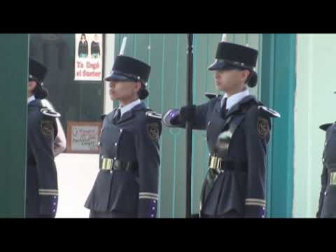 CBTis 128 IX Concurso Escoltas de Bandera 2012