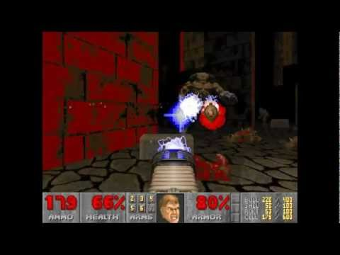 Doom2: No Rest For The Living - Final Boss Nightmare!