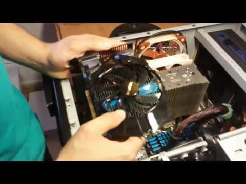 Montar PC desde cero con todos los componentes RAM CPU HD, arranque Windows en 6 segundos