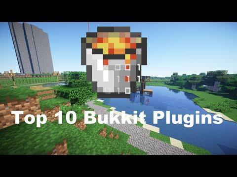 My Top 10 Bukkit/Spigot Plugins for 1.8