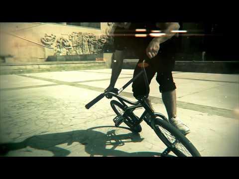Concrete Circus - Keelan Phillips BMX Bicycle Tricks (IndiePix...