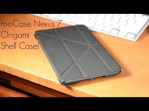 rooCase Nexus 7 FHD Oragami Review