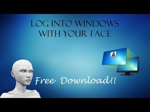 Log Into Your Computer With Your Face As Your Password