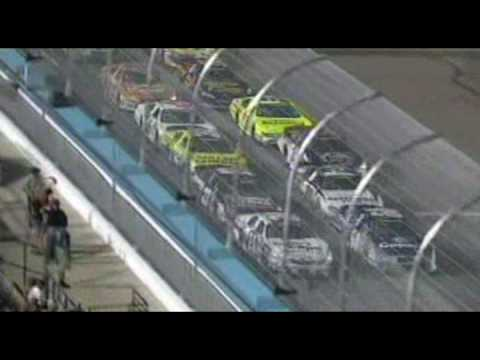 Kyle Busch Come-Back Phoenix NASCAR NW 4.9.10 Video