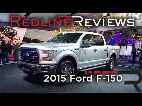 2015 Ford F-150 - 2014 North American International Auto Show