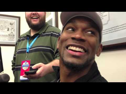 Joseph Randle Interview - 2013 Heart of Dallas Bowl