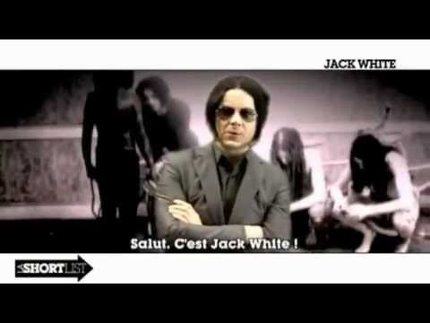 Jack White Short List interview on French TV