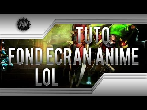 [TUTO] Fond écran animé League of Legends - Singed - FR