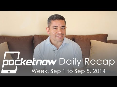 Galaxy Note Edge, Apple Watch, Moto X comments & more - Pocketnow Daily Recap