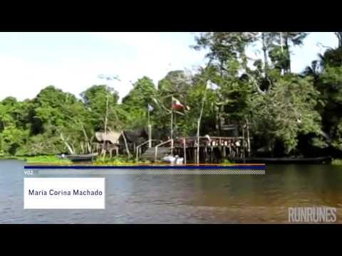 Mira como Venezuela le regala territorio petrolero a Guyana