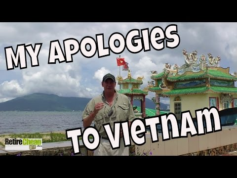 JC Apologizes to Vietnam and Its People