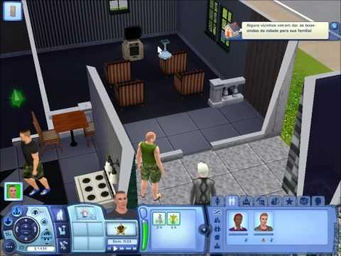 The Sims 3 começando Um Mundo Radical