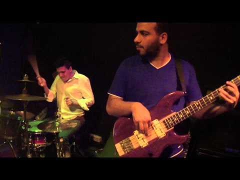 Sex Machine Blues ... Bad Mojo - Egypt  .. live @ Cairo jazz club