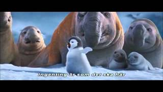 Favorite scene from Happy Feet 2 (Eric sings)